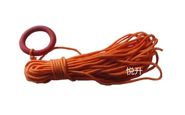 张家港救生浮绳(带环)