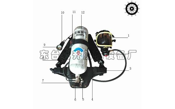 RHZK6.830 空气呼吸器