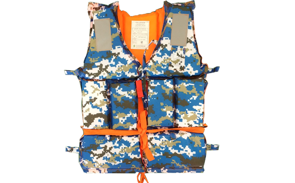 YS96-1空军蓝成人救生衣