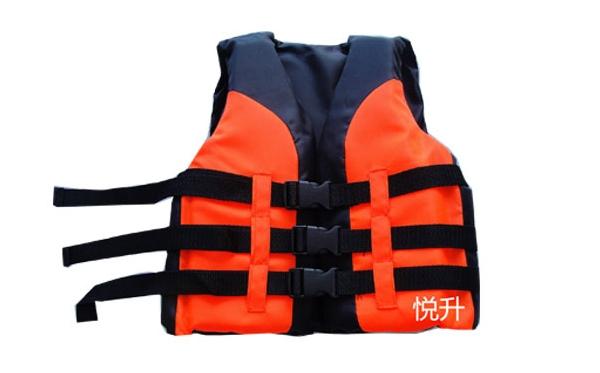 76-4(橙)儿童救生衣